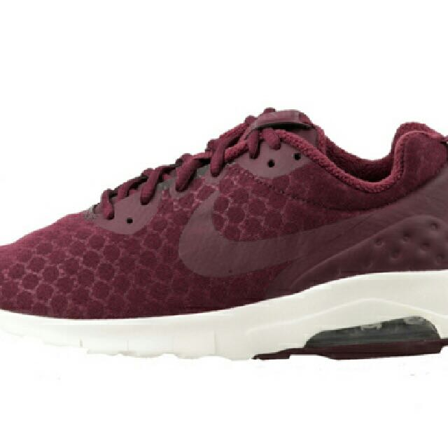 NIKE Air Max Motion LW SE (MAROON), Women s Fashion, Shoes on Carousell b6bfb45ee1