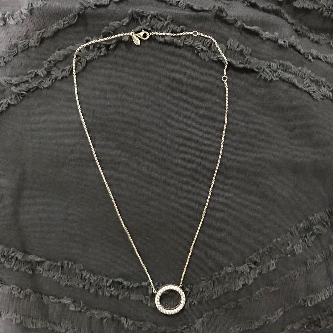 PANDORA hearts of collier necklace