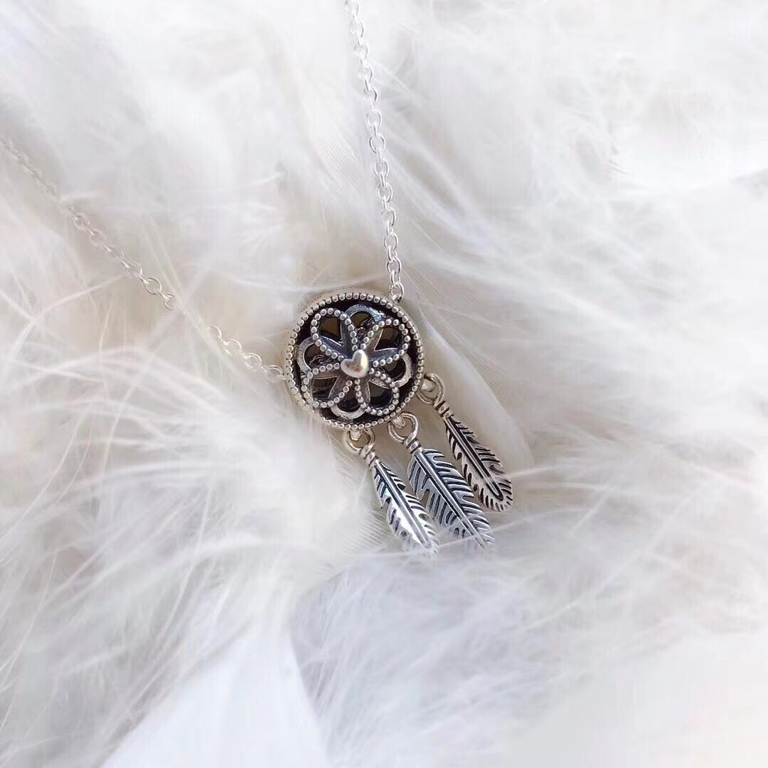 678a3be7d Pandora spiritual dreamcatcher charm, Women's Fashion, Jewellery ...