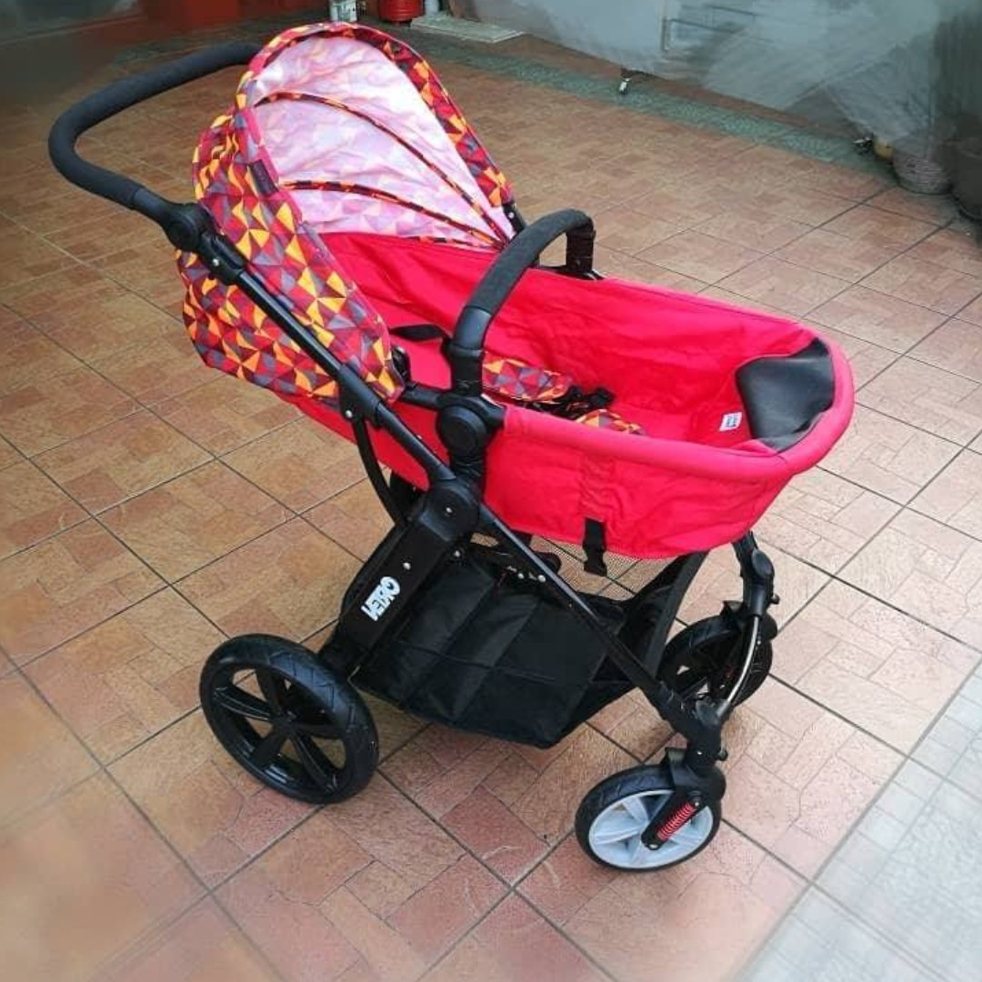 Sweet Cherry GL500 Vetro Stroller Without Car Seat Babies Kids Strollers Bags Carriers On Carousell