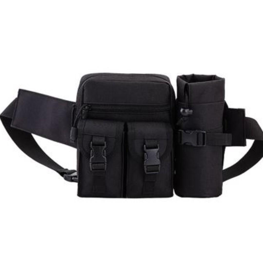 22dae4456b3 Tactical Military Molle Bag Outdoor Travel Sport Bag Fanny Pack ...