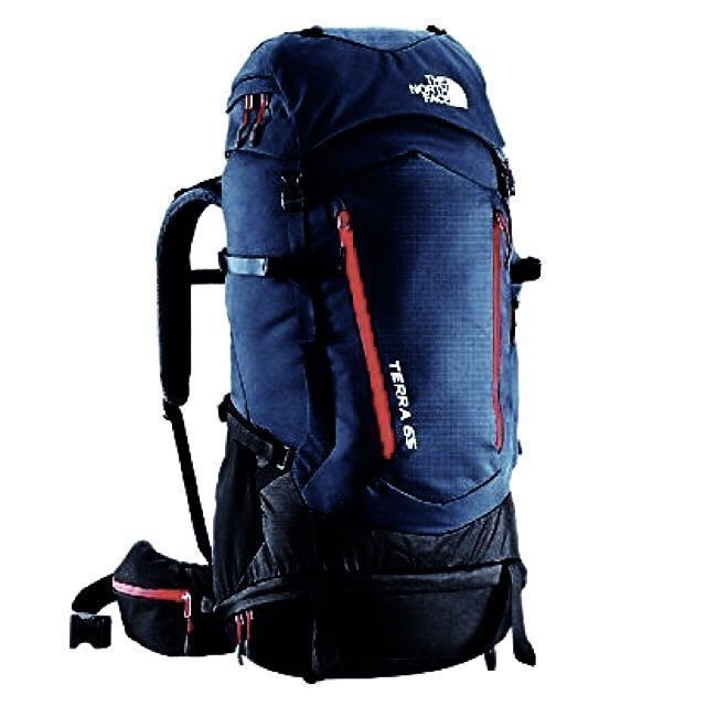 the north face terra 55