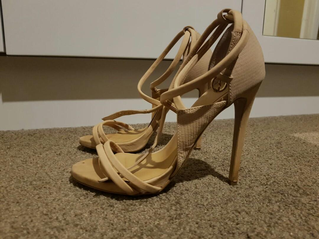 Tony Bianco Alinta heels RRP 200 sold out style