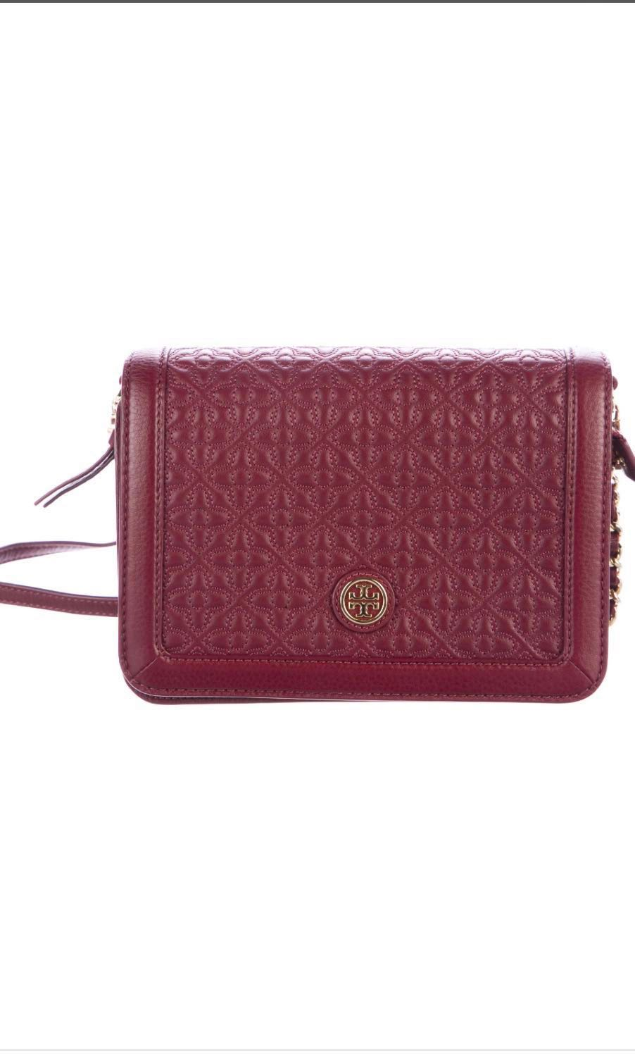 449f118ef45 Tory Burch Bryant quilted cross body