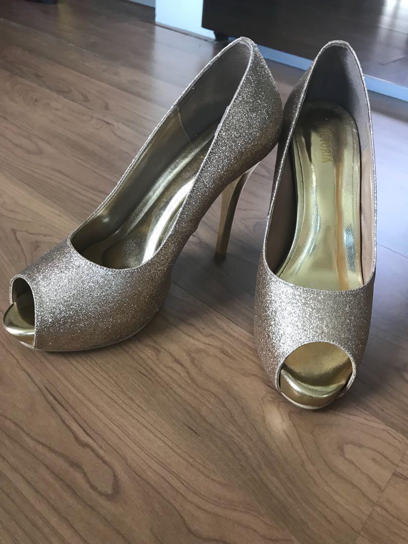 Victoria high heels