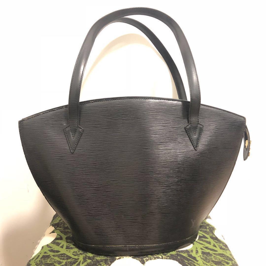 a0c27e0b245c Vintage Louis Vuitton Epi Leather Fan Bag