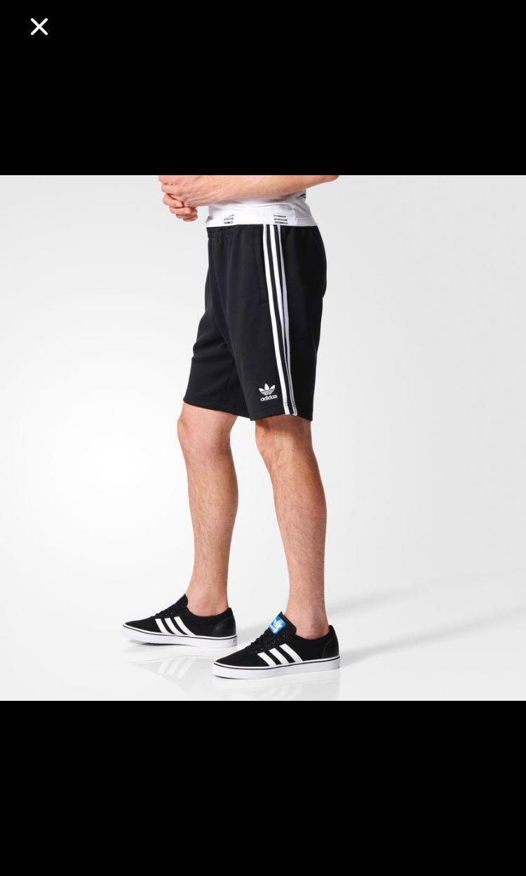 low priced 0f550 6b060 WTS/WTT Adidas Superstar Shorts (Size M), Men's Fashion ...