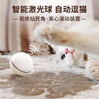寵物自动逗猫神器球