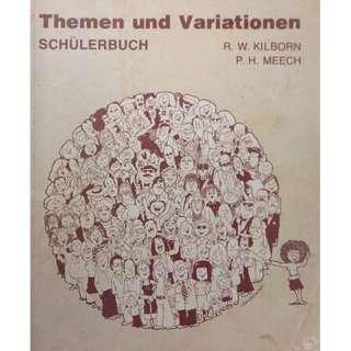 THEMEN UND VARIOTIONEN - GERMAN TEXTBOOK