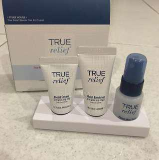 ETUDE HOUSE True Relief Trial Kit