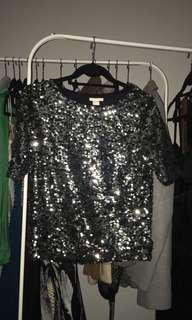 Sequin Top FK inspired