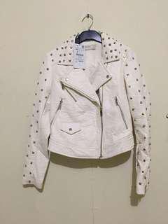 Leather Jacket Zara (NEW)