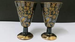 Hand Painting Cup (A Pair)