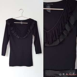 Grace Knitted Top