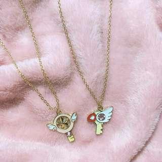 CardCaptor Sakura Necklaces