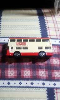 懷舊巴士模型