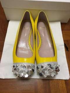 Moschino 平底鞋(全新)size 37