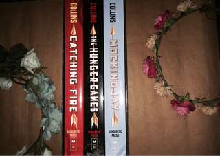 The Hunger Games [trilogy]