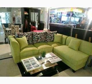 Sofa Minimalis Promo Cicilan Tanpa CC Cukup Bayar 199K