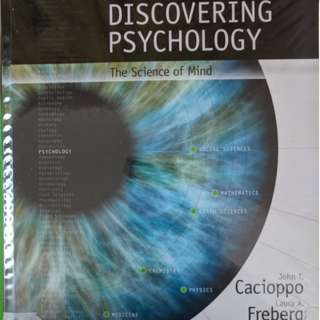 PL1101E Discovering Psychology 2e Cacioppo Freberg