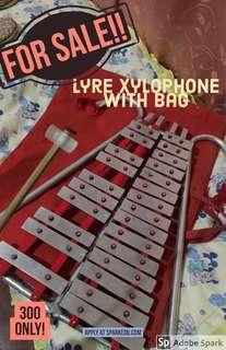 Lyre Xylophone