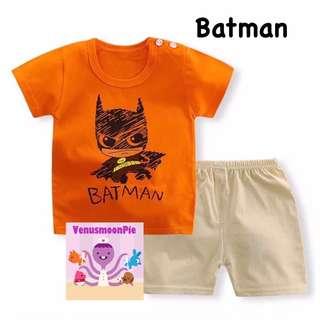 Baby Boy T-shirt set