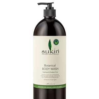 Sukin Botanical Body Wash