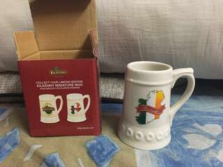 Kilkenny Miniature ceramic Mug #july70