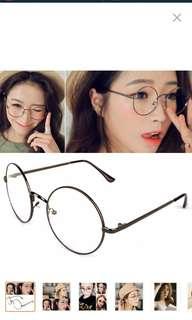 Korean Round Glasses