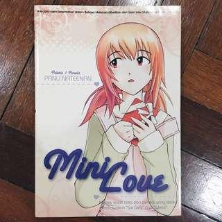 Mini Love 💕 Comic by PANU NATEENAN