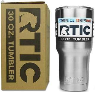 30 oz RTIC Double Wall Vacuum Tumbler