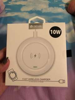 Devi's fast wireless charger