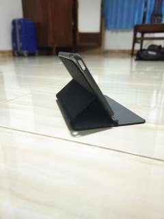 Logitech Hinge Flexible Case untuk iPad Mini 4 - Black