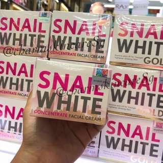 🚚 Best seller ! Snail White Cream (Small size) 5ml