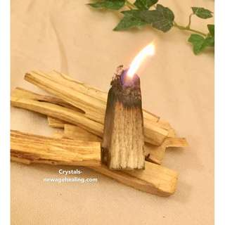 Palo Santo wooden sticks- 40gm or 80gm ( organic - naturally harvested )