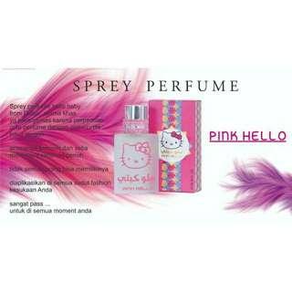 Parfum Hello Kitty Pink