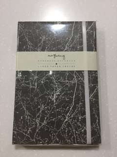 Single line book