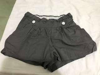 a la sha灰色褲裙(S號)