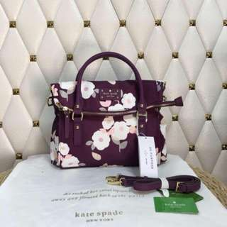 Kate Spade Lyla Handbag Sling Bag
