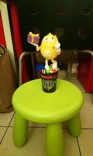 M&M's情人節糖果機