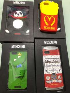 Moschino iPhone 5S 5 Case