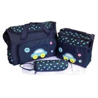 4in1 Baby Bag