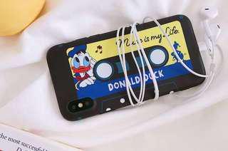 🚚 iPhone 7p手機殼 唐老鴨