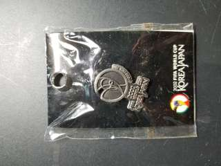 2002 FIFA World cup pin