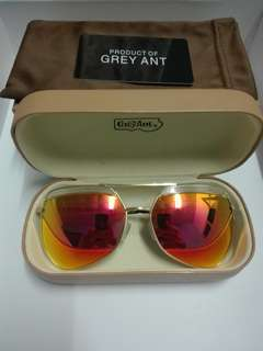 Grey ant sunglasses #July100
