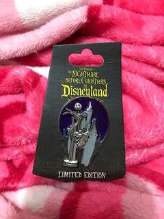 美國迪士尼襟章怪誕城之夜(沒有袋)