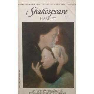 HAMLET BY WILLIAM SHAKESPEARE (VINTAGE COLLECTIBLES)