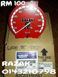 Wira 1.5 se vdo speedometer / speed meter ORI