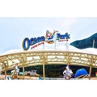 海洋公園門票 Ocean Park Ticket