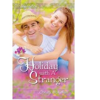 Ebook Holiday With A Stranger - Christy McKellen